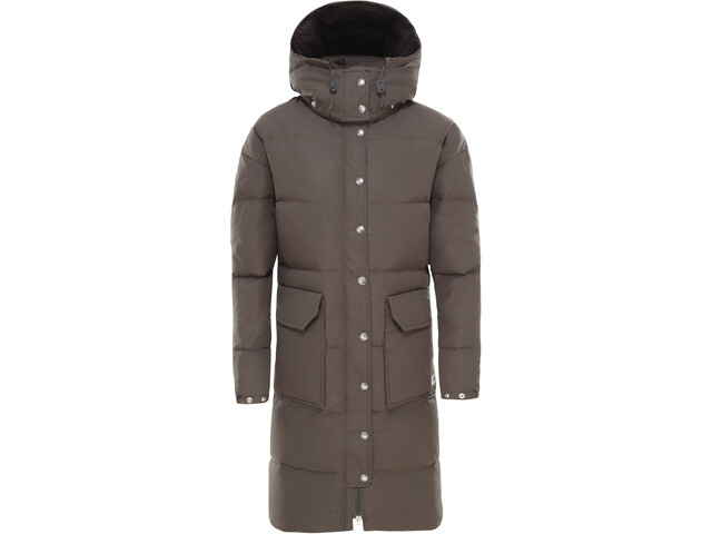 The North Face Sierra Parka en duvet Femme, new taupe green